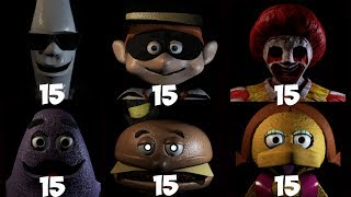 SEE TASTE SQUIRM!!! | FIVE NIGHTS WITH MAC TONIGHT 6/15 MODE | SECRET CHARACTER'S IDENTITY REVEALED