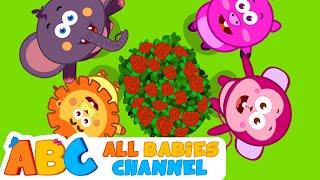 Ringa Ringa Roses | Nursery Rhymes Songs | Kids Songs By All Babies Channel