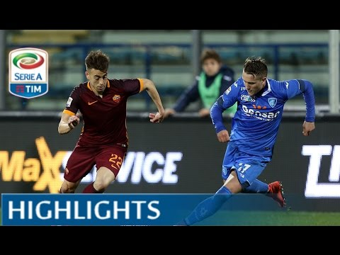 Empoli - Roma 1-3 - Highlights - Matchday 27 - Serie A TIM 2015/16