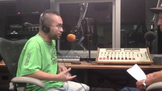zeps interview on ear 2 the streets radio