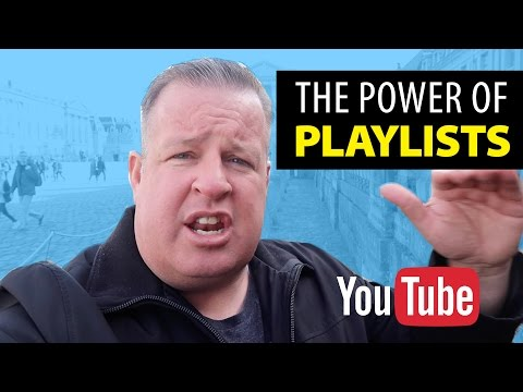 YouTube Playlists: The Most Underutilized Feature on YouTube