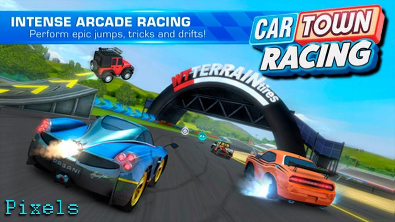 Car Town Racing New Cars Unlocked
