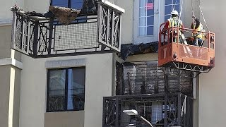 'A very tragic day:' Ireland pays tribute to victims of Berkeley balcony collapse