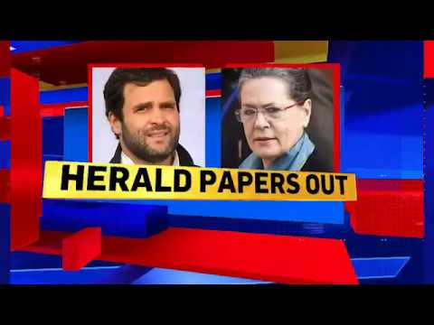 National Herald Case: I-T Dept Asks Sonia, Rahul Gandhi To Pay Rs. 414 Cr