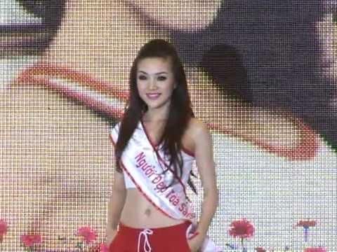 Phần Thi Trang Phục Thể Thao Miss Shining Beauty 2012