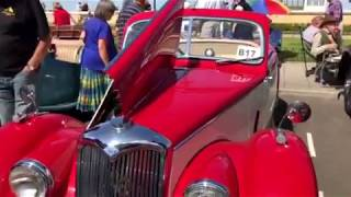 Herne Bay Classic Car Show 2017.