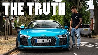 Why Have I Got This Audi R8?!