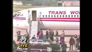 Pope John Paul II visits San Antonio 1987 (Part 1)