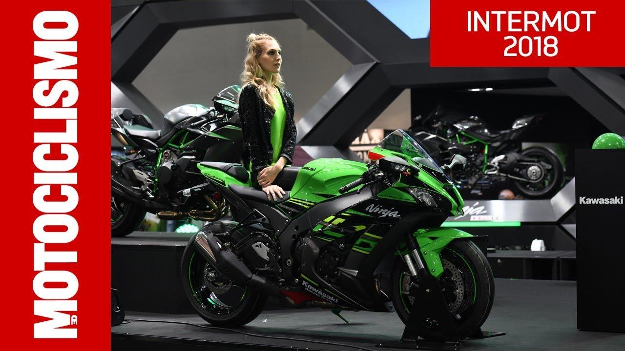 Kawasaki Ninja Zx 10r E Zx 10rr 2019 Intermot 2018