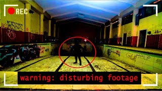 Powerful Poltergeist Filmed At HAUNTED School (WARNING) Very Scary Content