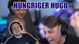 TANZVERBOT reagiert auf Hungriger Hugo LACHFLASH