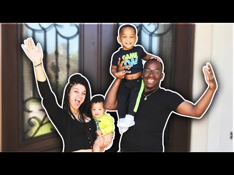 OUR EMPTY HOUSE TOUR | THE PRINCE FAMILY