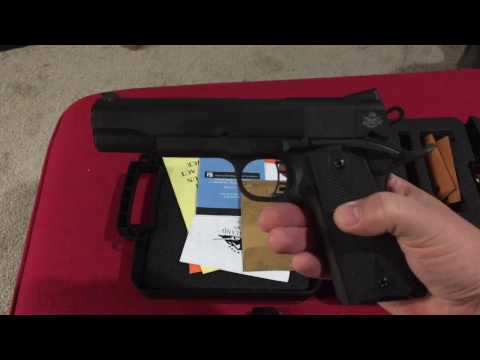 Should you buy a budget 1911 Rock Island Armory 45acp