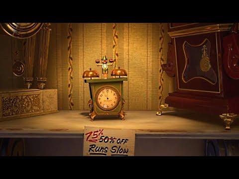 Бравый будильник - TICK TOCK TALE | Короткометражки Студии Walt Disney | мультики Disney