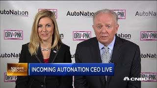 Incoming AutoNation CEO Cheryl Miller talks earnings and company growth