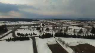 Bebop Drone Inaugural Flight March 8 2015