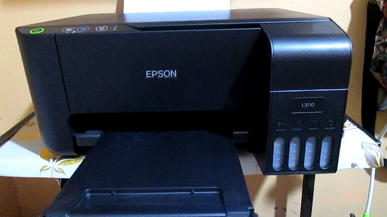 Epson L3110 Printer Review (Pls watch this before buying a new printer)