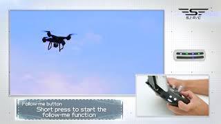 S70W GPS DRONE OPERATION SJR / C