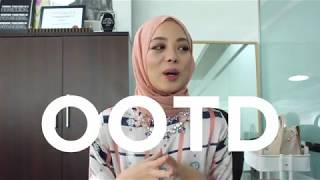 How to OOTD if you're shy shy cat | Vivy Yusof