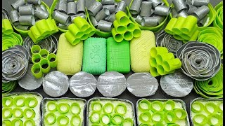 ASMR SOAP💚🤍Cutting soap cubes💚Soap boxes with starch🤍Crushing  soap roses💚Dry soap set🤍
