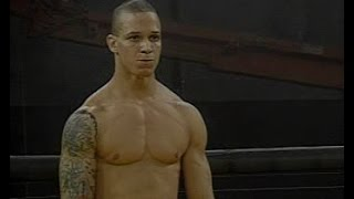 EF 1- Extreme Fighting 1 (PART 2) - VIntage MMA No Bolds Barred Headbutts allowed thumbnail