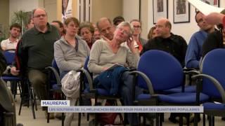 Maurepas : les soutiens de Jean-Luc Mélenchon évoquent les quartiers populaires