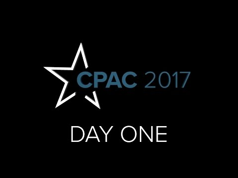 CPAC 2017 LIVE Stream Day 1