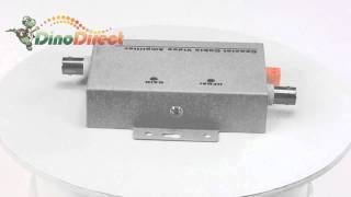 Coaxial Cable BNC Video Signal Amplifier XYL-D5301  from Dinodirect.com