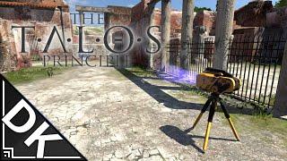 The Talos Principle - Android gameplay (Nvidia SHIELD Tablet)