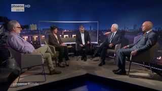 """""""Die Uhr tickt - Griechenland vor dem Staatsbankrott?"""" - phoenix Runde vom 12.05.2015"""