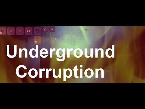 Terraria Soundtrack Underground Corruption 1 Hour