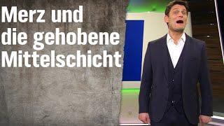 Friedrich Merz – Kandidat der gehobenen Mittelschicht
