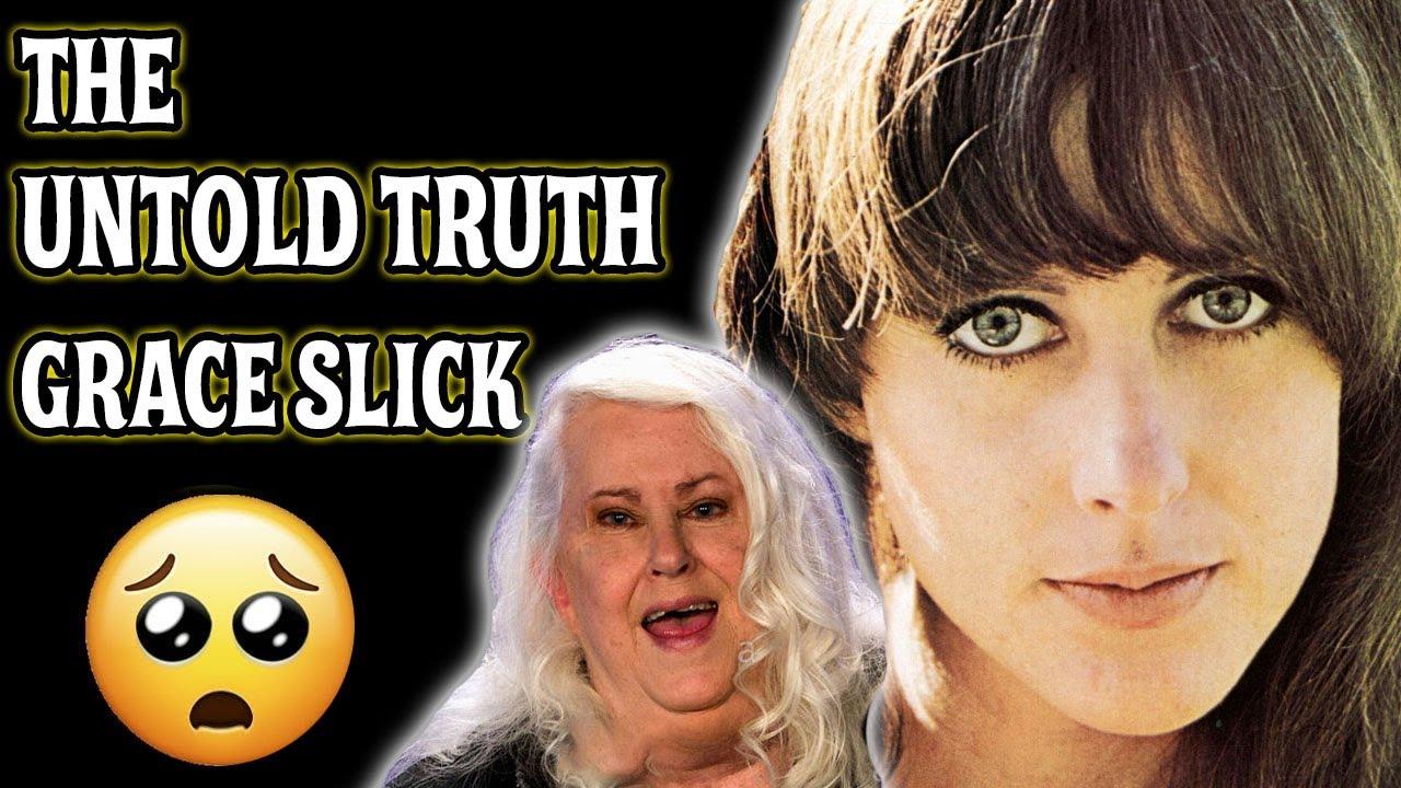 THE UNTOLD TRUTH 🌟 GRACE SLICK