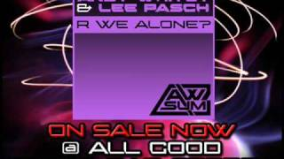AWSUM 004 :: Andy Whitby & Lee Pasch - R We Alone? - ON SALE NOW