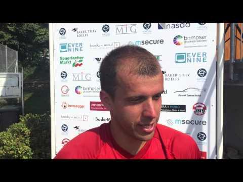 Interview mit unserem Spitzenspieler Gilles Muller!