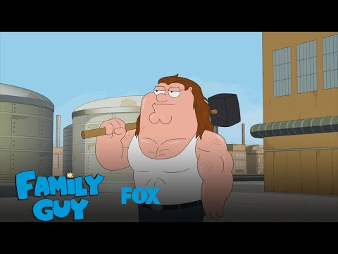 Peter Gets Fired For Destroying Company Property | Season 16 Ep. 5 | FAMILY GUY