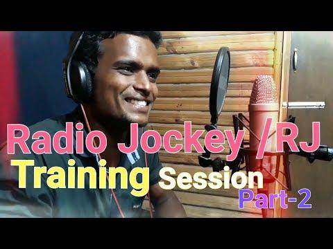 Radio Jockey | RJ Training Session | Part 2
