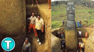 Scientists Uncover the Secrets of Easter Island - Top 12 Facts