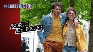Alpe d'Huez 2019 : On a vu MON INCONNUE avec François Civil !