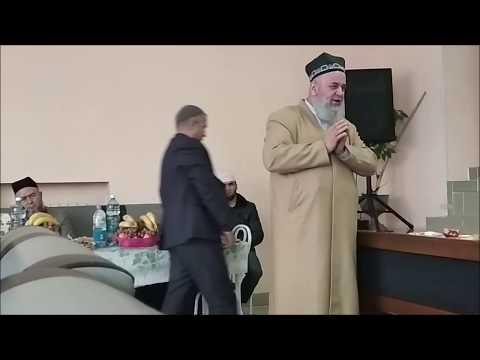 Хочи Мирзо -  Дар шахри Барнаул (5) (22.11.2018)