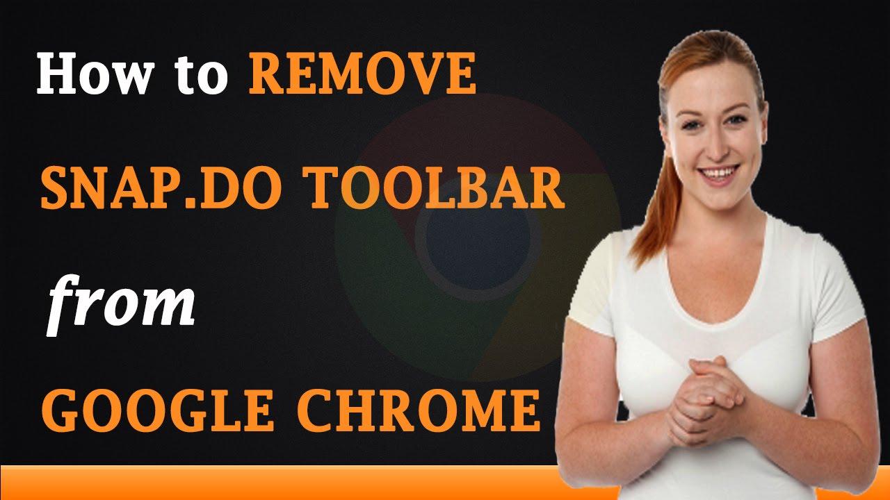 how to move google chrome toolbar