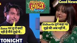 Mujhse Saadi Karoge, Good News Siddharth Hugged Shehnaaz, Shehnaaz Crying, Here's Why