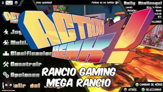 ACTION HENK! RANCIO GAMING en Español - GOTH