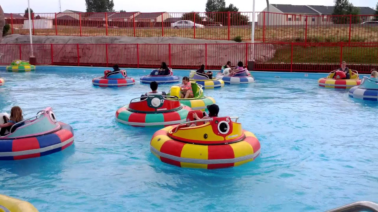 Image result for bumper boats