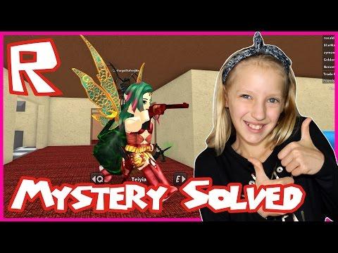 Murderer Twice in Murder Mystery / Roblox
