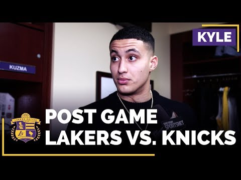 Download Youtube: Kyle Kuzma Exits Game With Middle Finger Injury