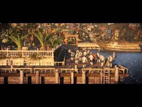 Прохождение Assassins Creed 4: Black Flag (Чёрный флаг) — Часть 2: Веселая Гавана