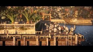 Художественный трейлер с E3 -Assassin's Creed 4. Черный флаг[RU]