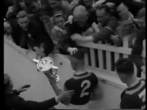 West Ham United Pre 1960's games – inc. 1923 FA Cup final build up & Spurs v West Ham 1956