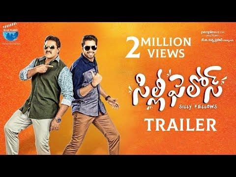 Silly Fellows Official Trailer  | Allari Naresh | Sunil | Bheemaneni Srinivasa Rao